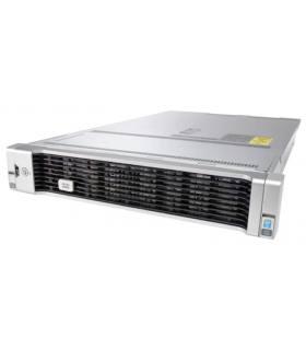 "CISCO C680 2X6C E5-2620 2,00GHz 32GB 8X900GB 10K 24X2,5"" SAS9271-8i 2PSU650W MGMT"