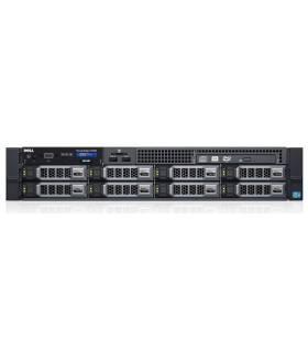 "DELL R730 2X12C E5-2680 V3 2.50 GHz 64GB 8X3,5"" H730 MINI 2PSU750W iDRAC7EXPRESS"