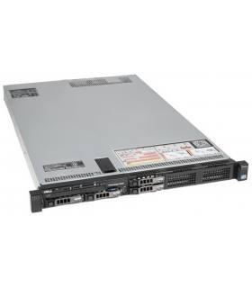 "DELL R620 2X8C E5-2650 V2 2.60 GHz 128GB 4X2,5"" S110 2X750W IDRAC7ENT"