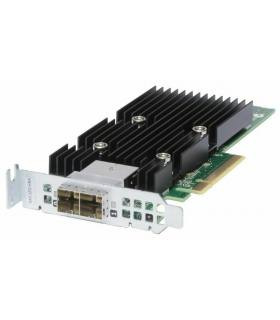 DELL 0T93GD 12G SAS HBA LOW PROFILE DUAL PORT HOST BUS ADAPTER