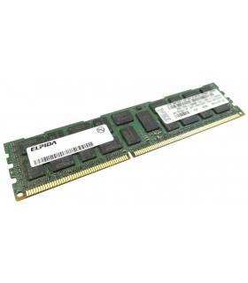 RAM ELPIDA/IBM 8GB 2Rx4 PC3 10600R 49Y1446 EBJ81RF4BCFA-DJ-F