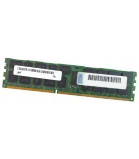 RAM MICRON/IBM 8GB 2Rx4 PC3 12800R 90Y3111 MT36JSF1G72PZ-1G6K1 1332