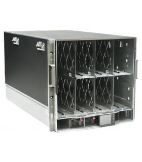HP BLADESYSTEM C7000 10XFAN 451785-002 4XHP 1/10GB VC-ENET MODULE 399593-B22 2XHP VC 4GB FC MODULE 409513-B22 6X2250W
