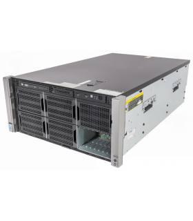 "HP ML350 G9 RACK 1X10C E5-2660 V3 2.60 GHz 64GB 8X2,5"" P440AR 2GB+BAT 2X500W DVD ILO4"