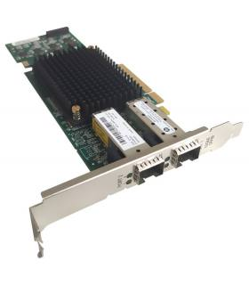 KARTA 2-PORT HP NC552SFP 2XSFP+ 10GBE SERWER ADAPTER 614201-001 HIGH
