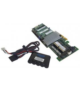 IBM M5110 SAS/SATA RAID CONTROLLER 00AE807 + 1GB MEMORY FLASH 46C9029