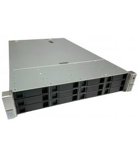 "HP DL380 G9 2X10C E5-2660 V3 2.60 GHz 128GB 4X3,5"" 4X1,2TB 10K B140i 2X500W ILO4ADV 544+FLR-QSFP 331i FLR"