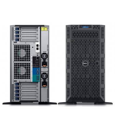 "DELL T630 1X8C E5-2667 V4 3.20 GHz 384GB 2X2TB SSD SATA 16X2,5"" H730 1GB ADAPTER DVD 2X750W iDRAC8ENT"