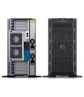 "DELL T630 1X10C E5-2630 v4 2,20 GHz 64GB 2X500GB SSD SATA 16X2,5"" H730 1GB ADAPTER DVD 2X750W iDRAC8ENT"