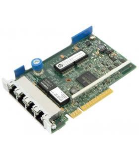 HP 331FLR 1GB QUAD PORT ETHERNET ADAPTER 634025-001 629133-001