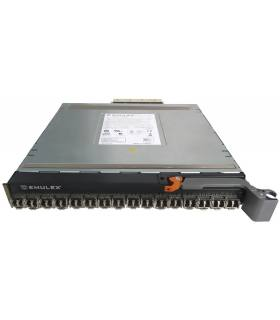 DELL EMULEX PT1016 16PORT 4GB FC 0UN328 DLA M1000E + 16 X FINISAR 4GB FTLF8524P2BNL