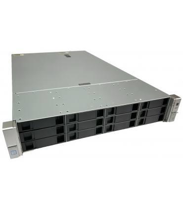 """HP DL380 G9 2X10C E5-2687W V3 3.10 GHz 128GB 12X3TB 7.2K 12X3,5"""" P840 4GB 2X800W ILO4 331i SZYNY"""